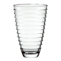Majestic Gifts E64455-US Baguette 9.5 in. High Quality Glass Vase