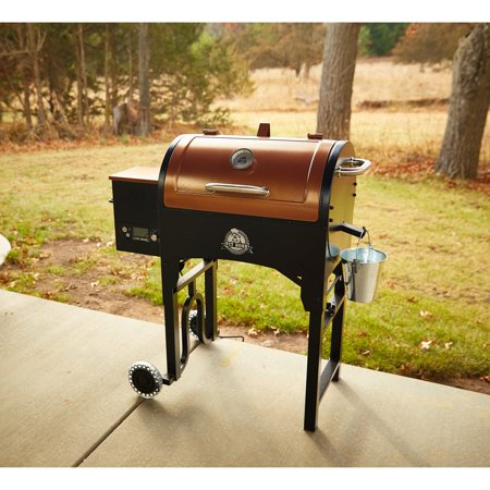 Pit Boss Portable Tailgate/Camp Pellet Grill with Folding