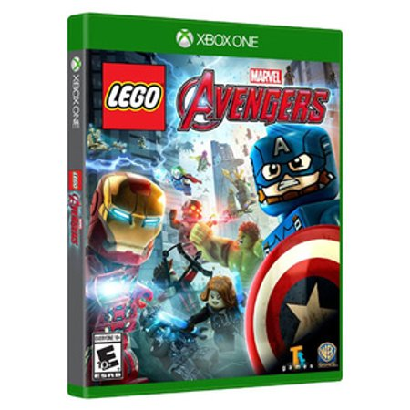 LEGO MARVEL AVENGERS, Warner Bros, Xbox One (The Vision Avengers 2)