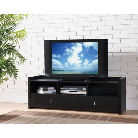 Furniture of America Eleanora Contemporary TV Stand for up to 60″, Multiple Colors