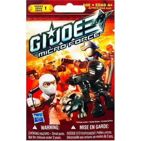GI Joe Micro Force Series 1 Mystery Pack (Gi Joe Roadblock)