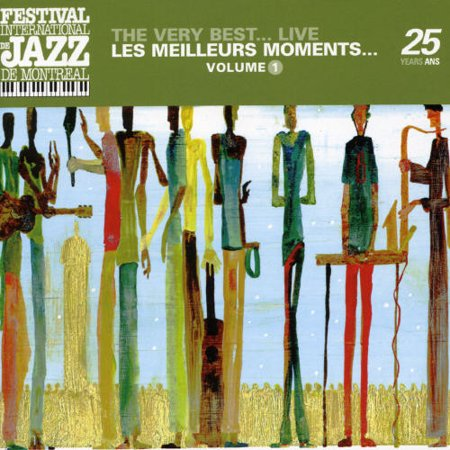 Vol. 1-Very Best Live-Montreal Jazz Festival (CD) (Best Shoes For Music Festivals)