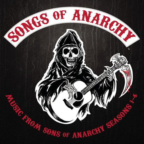 Sons of Anarchy: Seasons 1-4 Soundtrack