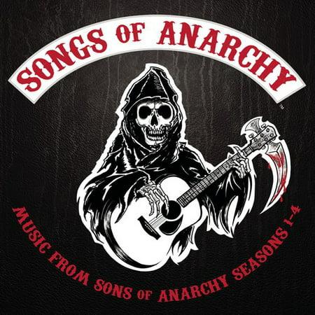 Sons Of Anarchy  Seasons 1 4 Soundtrack