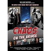 William Shatner Mask Halloween The Movie (William Shatner Presents: Chaos on the Bridge)