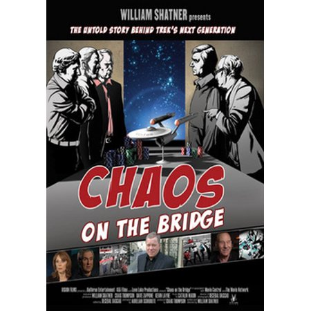 William Shatner Presents: Chaos on the Bridge (DVD)