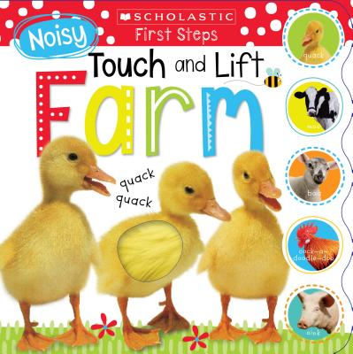 Noisy Touch and Lift Farm (Scholastic Early Learners)