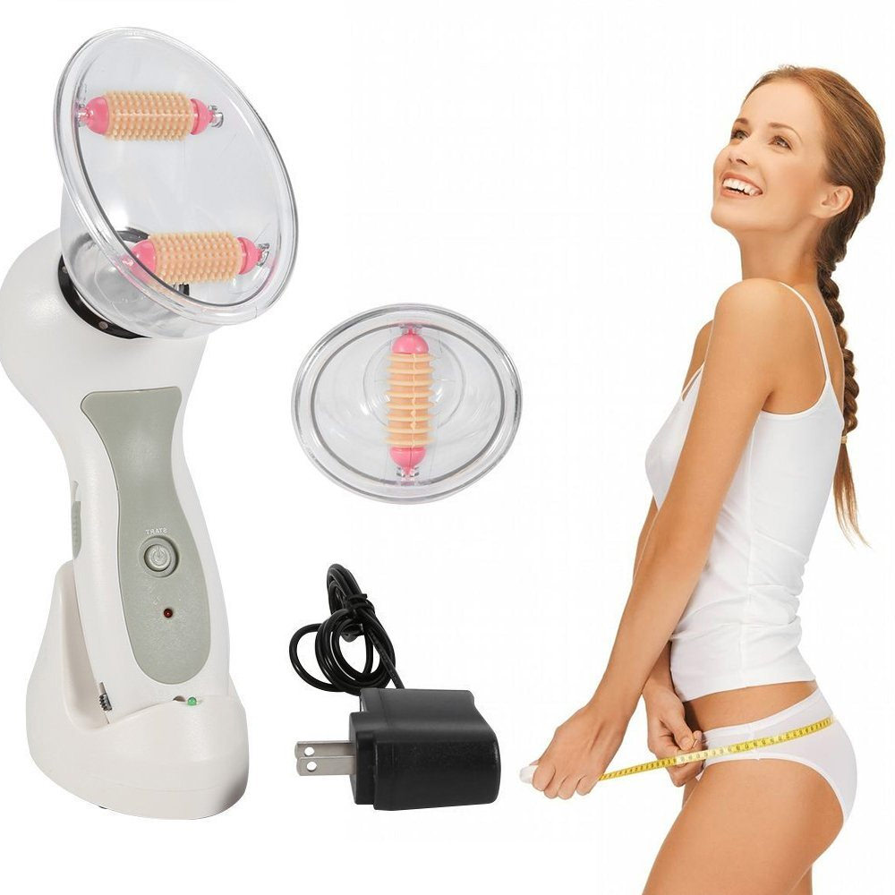 New Women's Body FIrming Anti-Cellulite Vacuum Massager Fat Burner Therapy