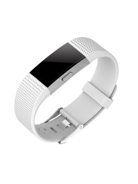 Product Image EEEKit For Fitbit Charge 2 Band, Adjustable Replacement Silicone Rubber Sport Strap Wristband for Fitbit