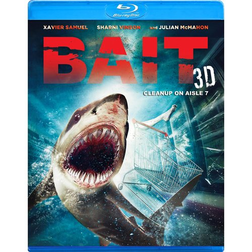 Bait (3D Blu-ray   Blu-ray   DVD) (Widescreen)
