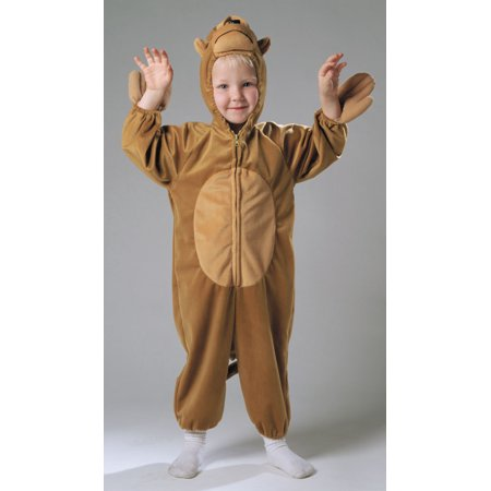 Monkey Plush With Tail Costume (Money Costumes)