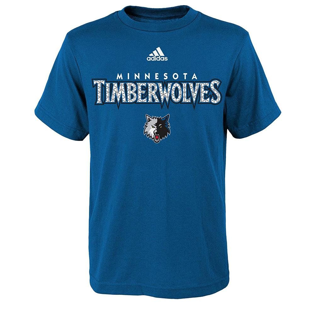 Minnesota Timberwolves - Tip Off Meshing Around Mens T Shirt