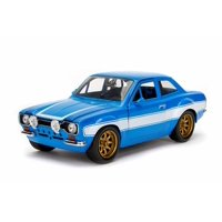 Ford Escort RS2000 MKI Hard Top, Fast and Furious - Jada 99795 - 1/24 Scale Diecast Model Toy Car (Brand New but NO BOX)