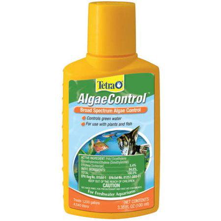- (3 Pack) Tetra Algae Control Water Treatment for Aquarium, 3.38-Ounce