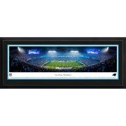 "Carolina Panthers 18"" x 44"" Deluxe Frame Panoramic Photo"