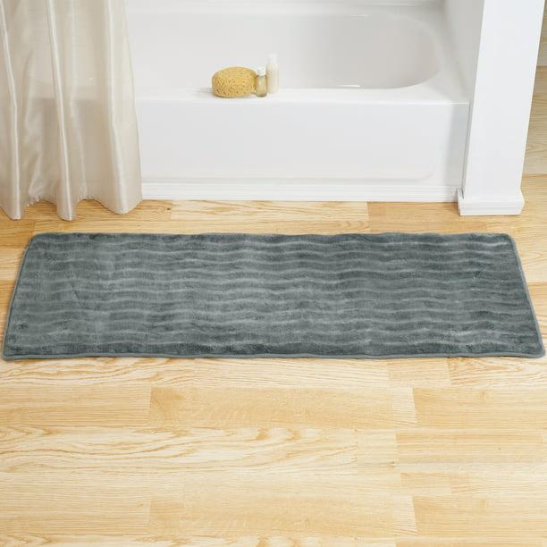 Memory Foam Extra Long Bath Rug Mat