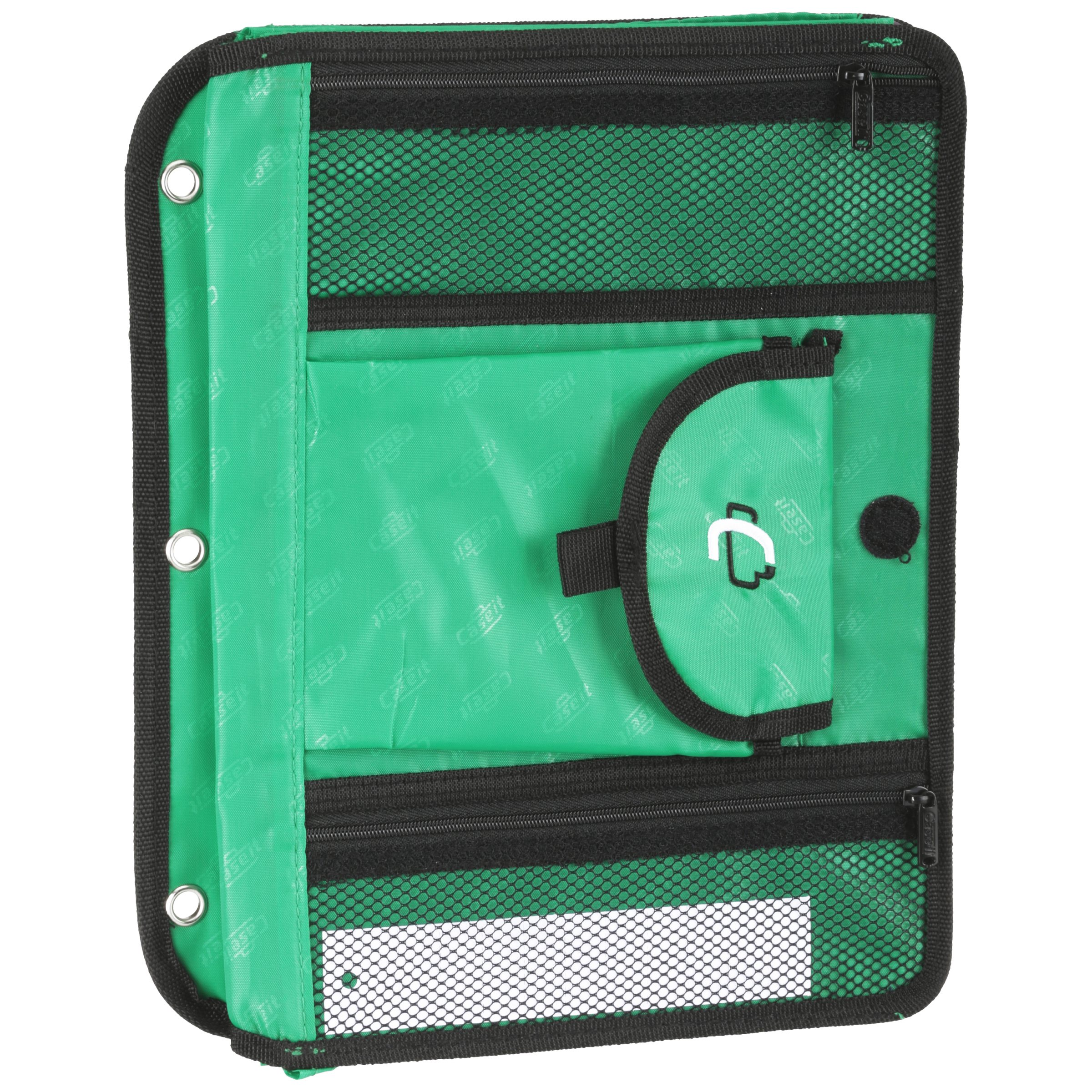 Case it accessory expanding file folder with 5 tabs, kelly green
