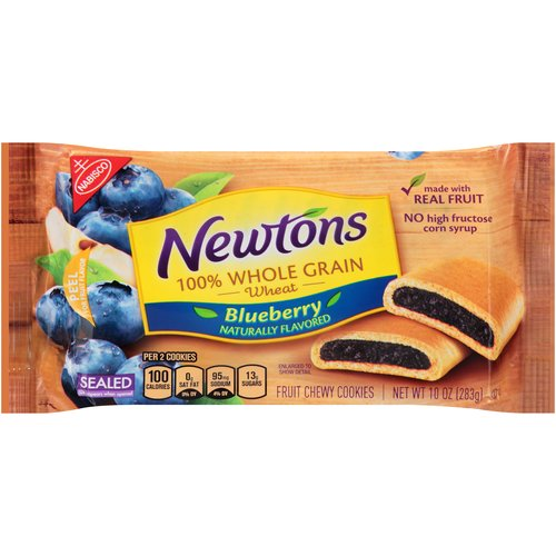 Fig Newtons Blueberry 10 oz by Mondelez Global LLC