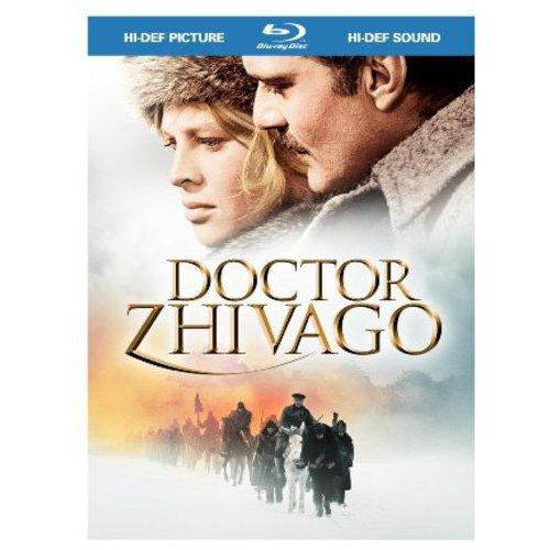 DR ZHIVAGO-45TH ANNIVERSARY EDITION (BLU-RAY/WS-2.40/ENG-SP SUB)