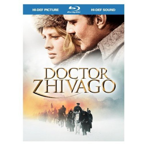 Doctor Zhivago (Blu-ray Book) (Widescreen)