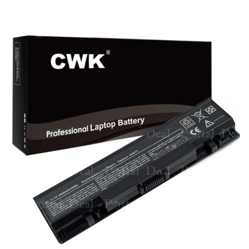CWK; Replacement Laptop Notebook Battery for Dell Studio ...