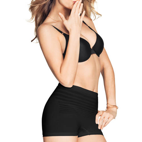 FLEXEES by Maidenform Shaping Seamless BoyShorts, 83007, Everyday Control Shapewear