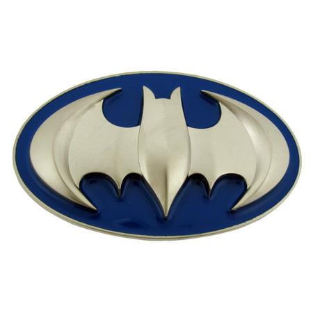 Batman Original Belt Buckle DC Comics Warner Bros Original US American Superhero Batman Logo Belt Buckle