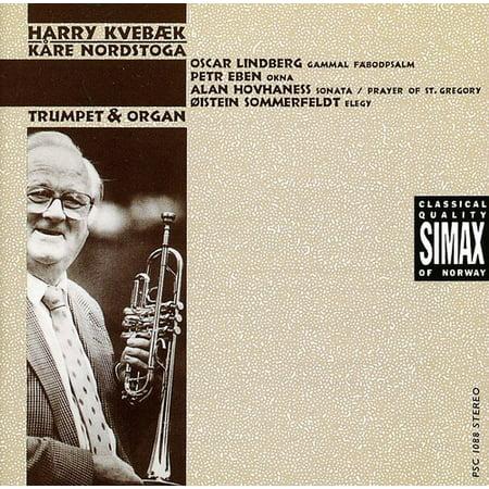 Sonata for Trumpet & Organ / Okna / Elegy (Organ Sonatas)