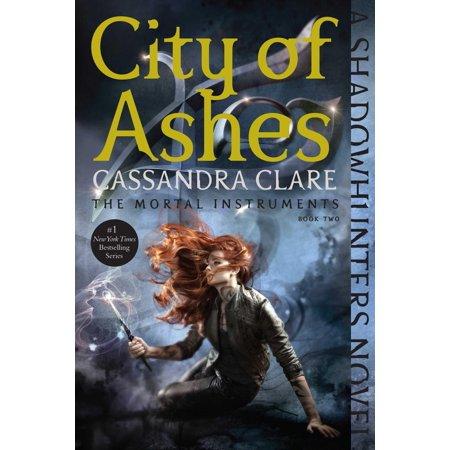 Mortal Instruments: City of Ashes (Paperback) - Ash City Catalog