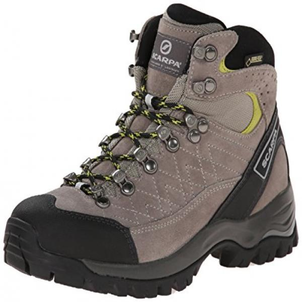 Scarpa Women's Kailash GTX Hiking Boot, Taupe/Acid, 36 EU...