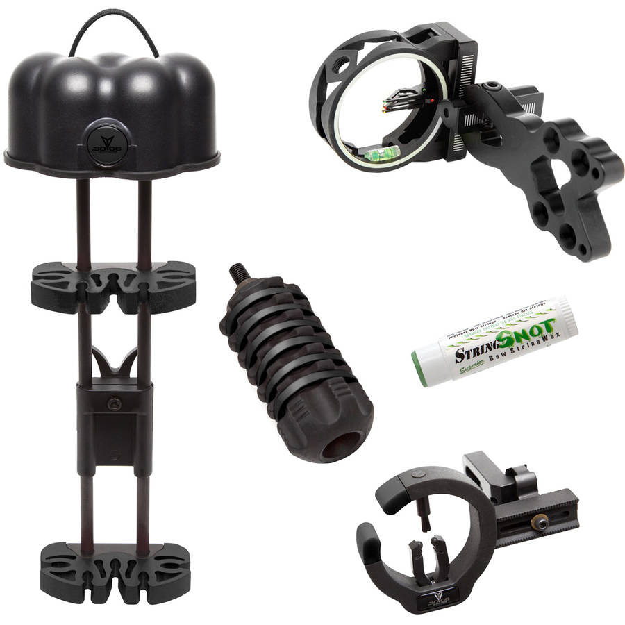 30-06 Saber Bow Package, Black by 30-06