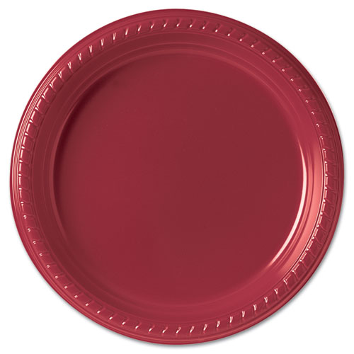 Solo Medium-weight Disposable Plastic Plates PS95R0099CT