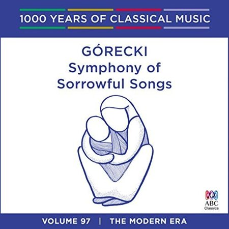 Gorecki: Symphony of Sorrowful Songs - 1000 Years - 1000 Halloween Songs