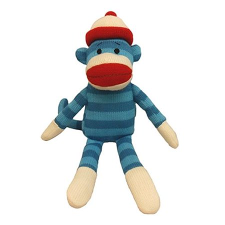 - Parker Sock Monkey Blue, Single 14