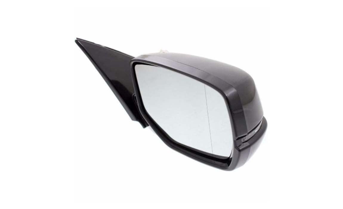 13-15 Honda Accord Driver Side Mirror Replacement Sedan Heated