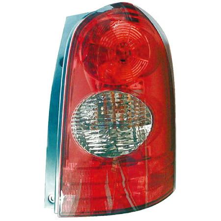 - 2002-2003 Mazda MPV Passenger Right Side Rear Back Lamp Tail Light