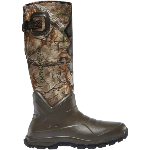 LaCrosse Aerohead Realtree Extra Sport Boots w  Flexible Neoprene Gusset- Size 7 by LaCrosse Footwear