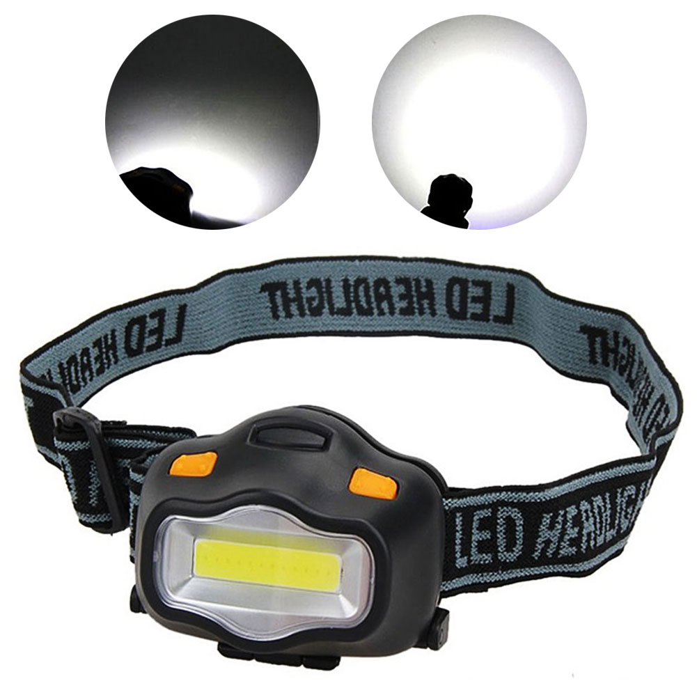 OUTDOOR HIKING RUNNING CAMPING WATERPROOF LED HEADLAMP HEADLIGHT FLASHLIGHT  ALL