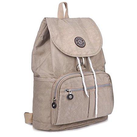 3a1b05eb54 ZYSUN - ZYSUN Fashion Travel School Backpacks LightWeight Bag for College  Girls Womens(604