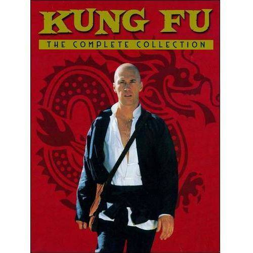 KUNG FU-COMPLETE COLLECTION (DVD/11 DISC/3PK)