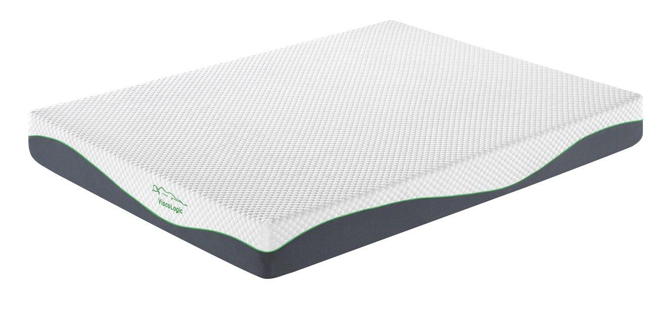 viscologic triumph gel foam mattress twin