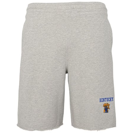Kentucky Wildcats Youth French Terry Lounge Shorts - Gray