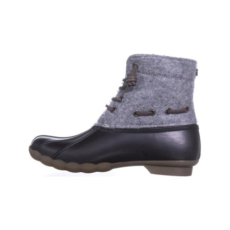Steve Madden Torrent Short Rain Boots, Grey Multi - image 4 of 6
