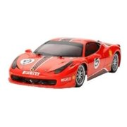 Tamiya 1/10 RC Car Series No.560 Ferrari 458 Challenge (TT-02 chassis) 58 560 Tamiya