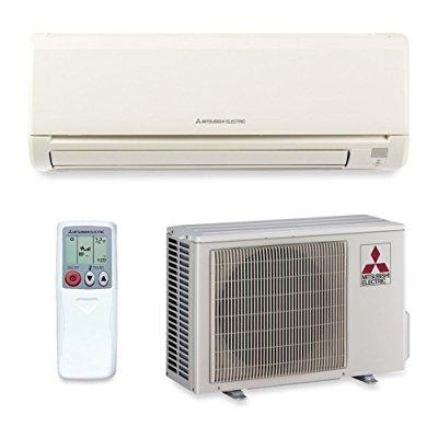 Mitsubishi MZ-GL12NA - 12,000 BTU 23.1 SEER Wall Mount Ductless Mini Split Air Conditioner Heat Pump 208-230V