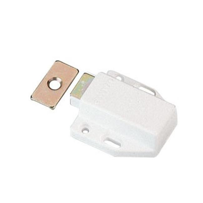 HD SUML80 WHT Sugatsune Touch Latch Magnetic For Medium Doors - White - image 1 de 1