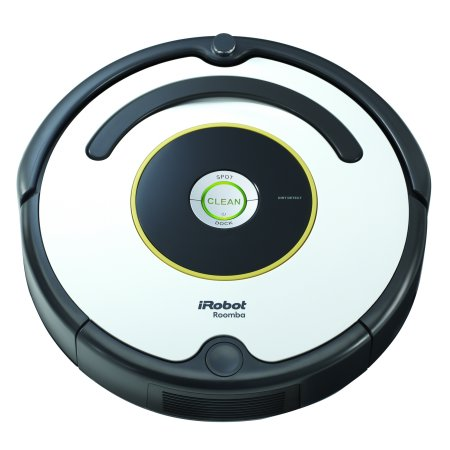 iRobot Roomba 620 Vacuuming Robot Black