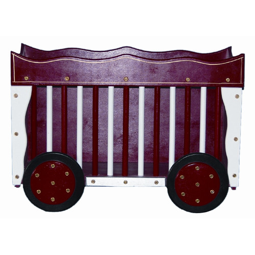 Just Kids Stuff Lion Cage Toy Box by Just Kids Stuff