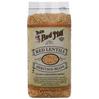 Bob's Red Mill, Red Lentils, 27 oz (pack of 4)