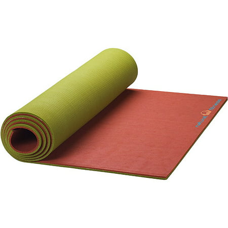 "Natural Fitness Natural Rubber Divine Yoga Mat, 75"" x 24 ..."